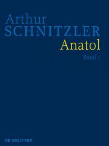 Cover der HKA Arthur Schnitzler: Anatol