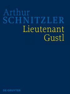 Cover der HKA Arthur Schnitzler: Lieutenant Gustl