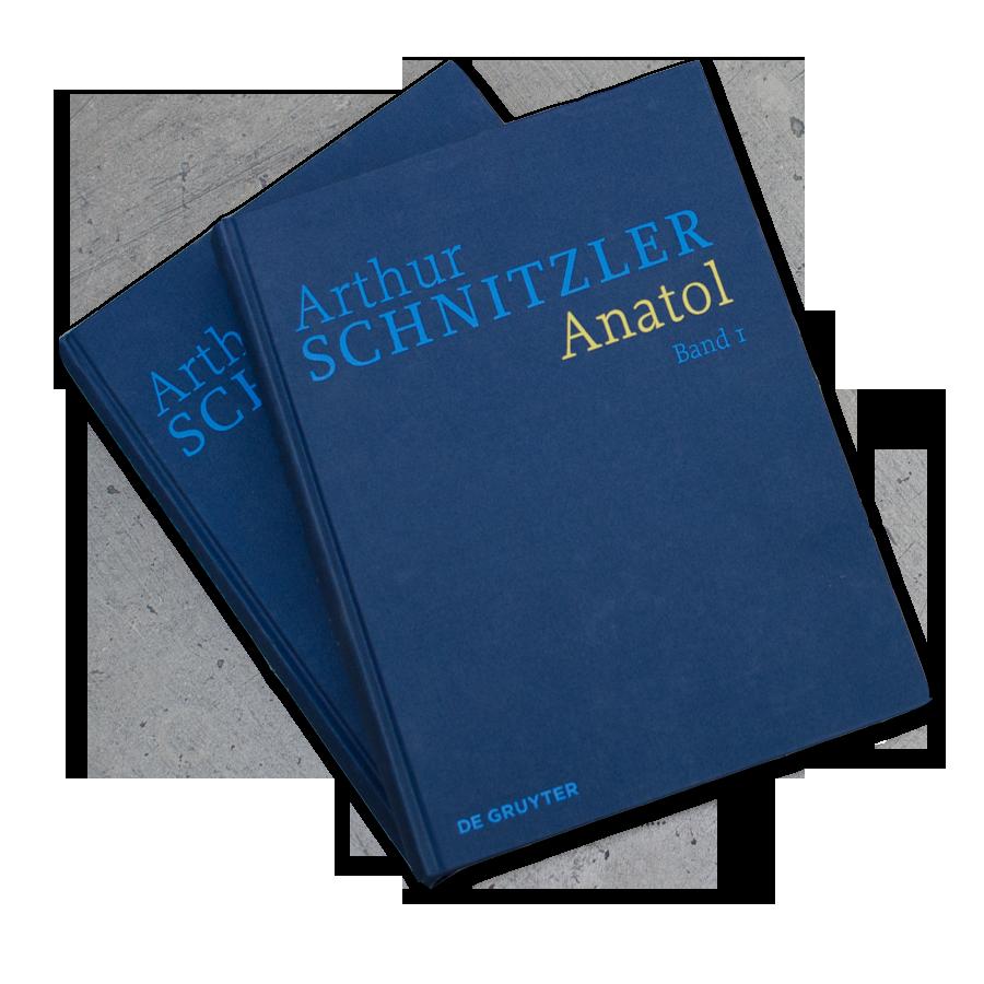 Historisch-Kritische Ausgabe Arthur Schnitzler: Anatol