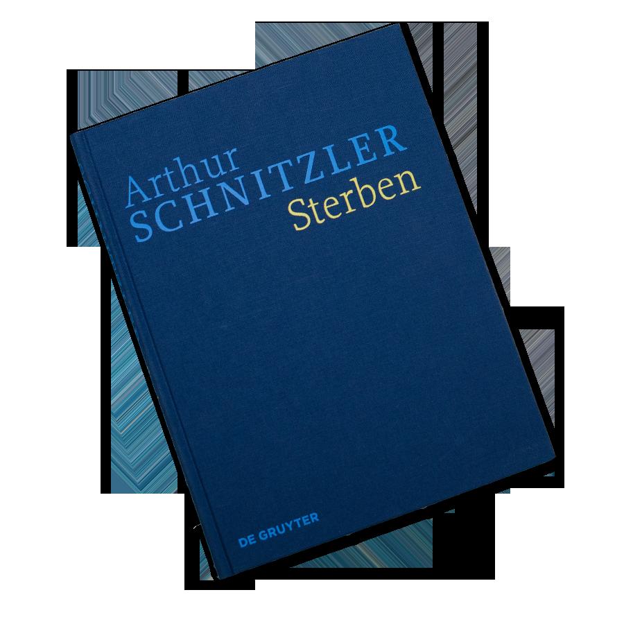 Historisch-Kritische Ausgabe Arthur Schnitzler: Sterben