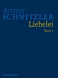 Cover der HKA Arthur Schnitzler: Liebelei